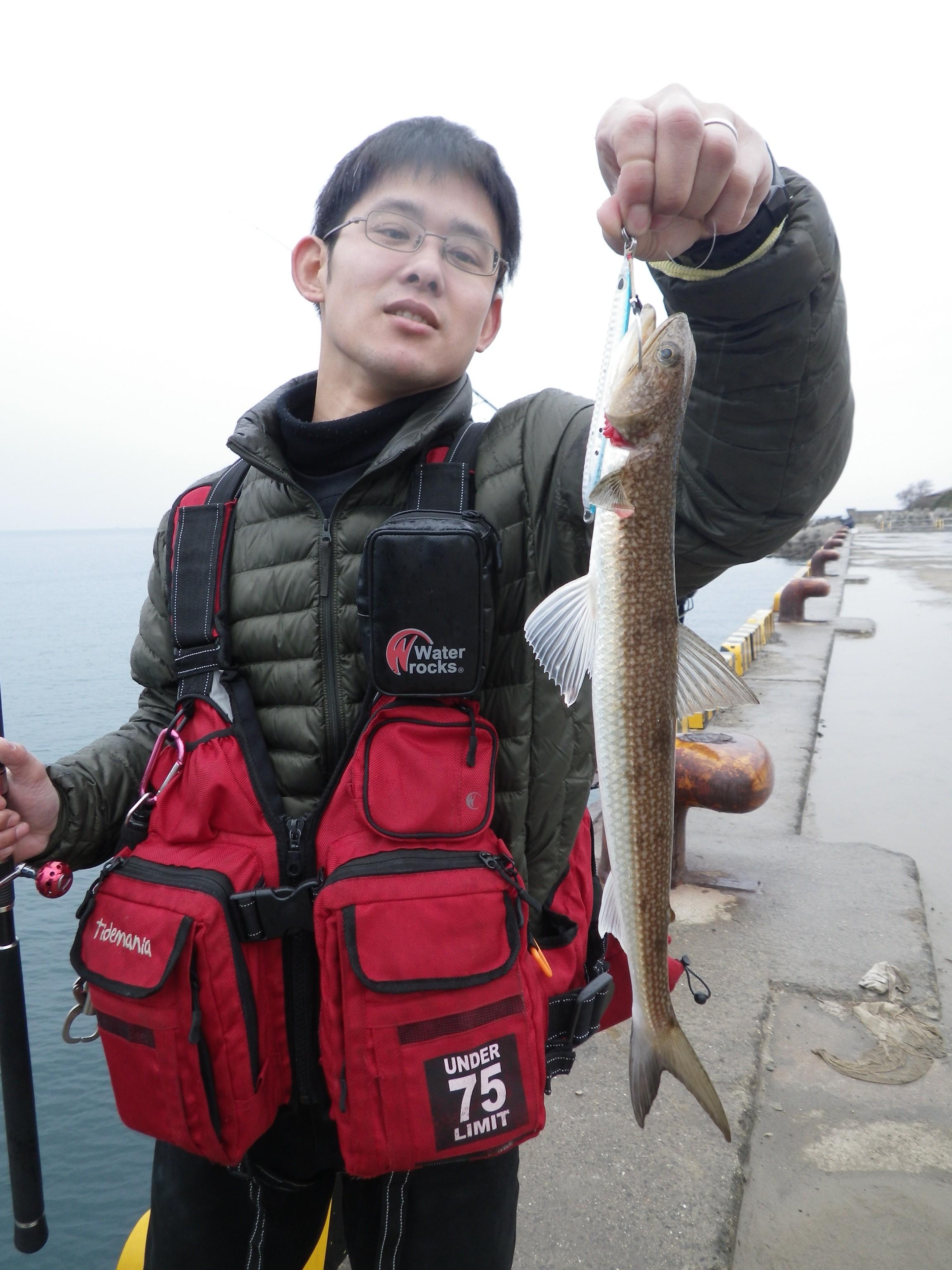 エソ釣りに行ってきました。 « ...